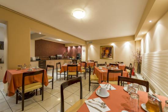 Lakonia Hotel : Breakfast Room