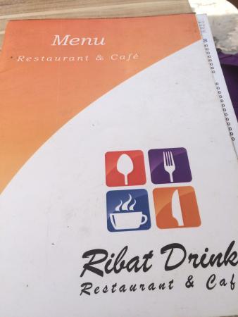 El Khella : Drinks Ribat