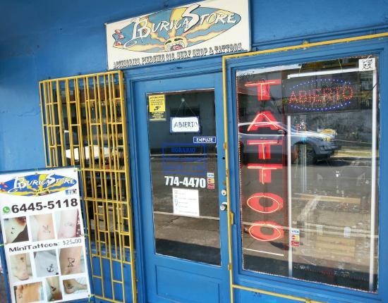 David, Panamá: Burica Store