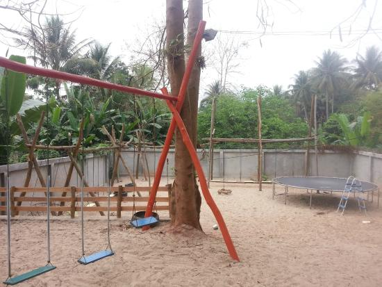 The Playground: Spielplatz