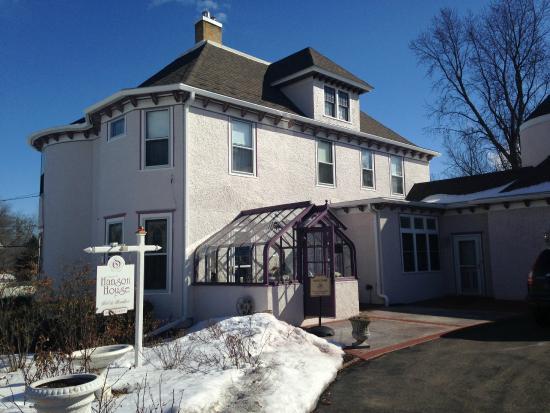 Oscar H. Hanson House Bed and Breakfast: Hanson House