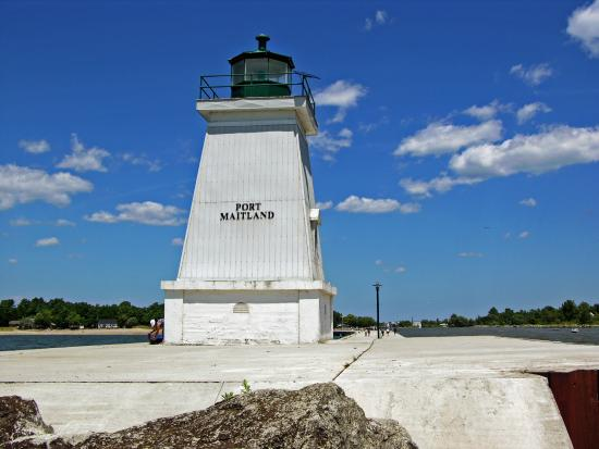 Port Maitland Lighthouse