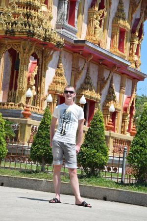 Chaithararam Temple (Wat Chalong): Ват Чалонг