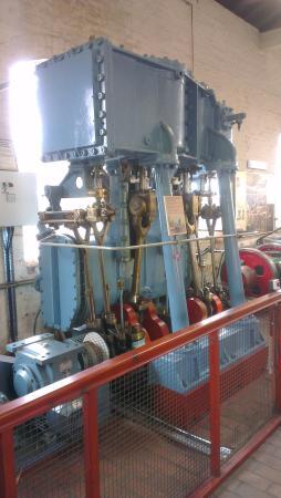 National Waterways Museum: Engine Room