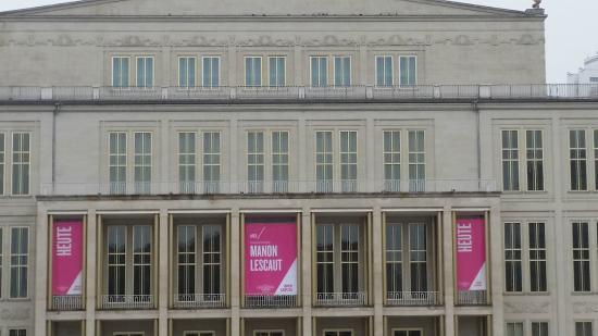 Opera House Picture Of Radisson Blu Hotel Leipzig Tripadvisor