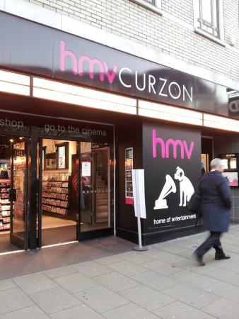 HMV Curzon Cinema