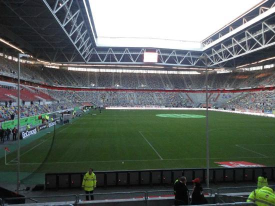 Estadio picture of esprit arena dusseldorf tripadvisor for Estadio arena
