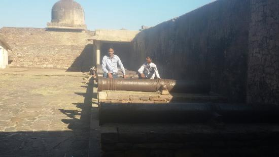 Raisen, Indien: This fort is very old
