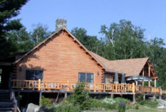 Attean Lake Lodge : our main lodge