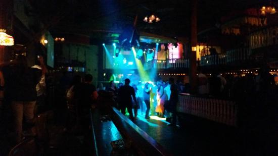 Seville Quarter: Dancing
