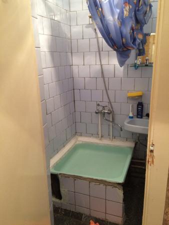 Sport: Ванная, не желаете помыться?
