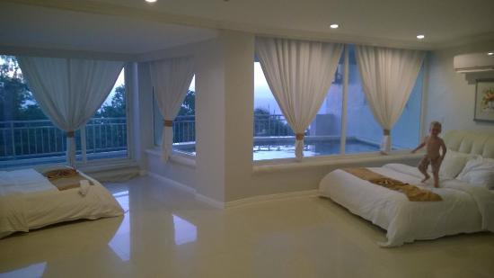 Grand Vista Boracay Resort & Spa : Room