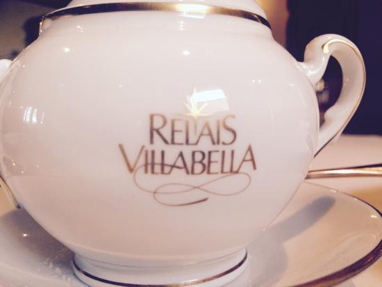 Relais Villabella: Prime porcelain
