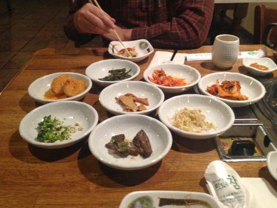 Starters picture of kimchi korean bbq mount laurel for Asian cuisine 08054
