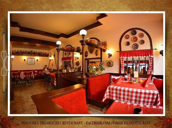 tischdekoration bild von piroschka das ungarische restaurant wien tripadvisor On ungarische restaurant