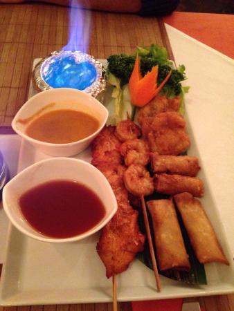 MiMi Asia Restaurant: Vorspeise sehr lecker!!!!