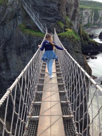 Carrick-A-Rede Rope Bridge: Xxx