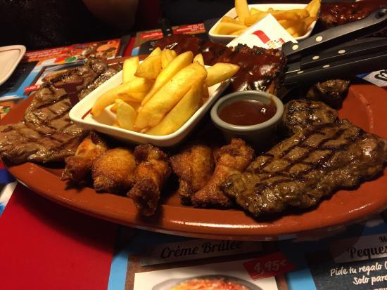 20160510 144335 picture of buffalo grill alcala de henares tripadvisor - Buffalo grill villenave d ornon ...