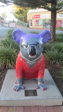 Hello Koalas Public Art Sculpture Trail