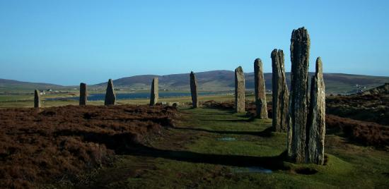 Peedie Orkney Day Tours: Ring of Brodgar