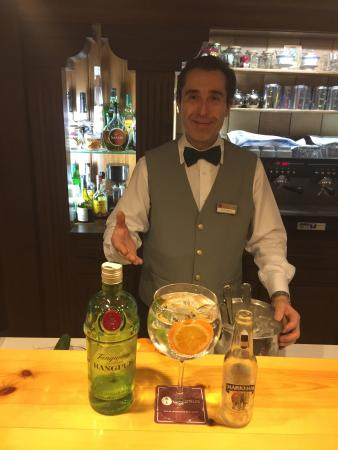 Hotel Nievesol : Gin master !