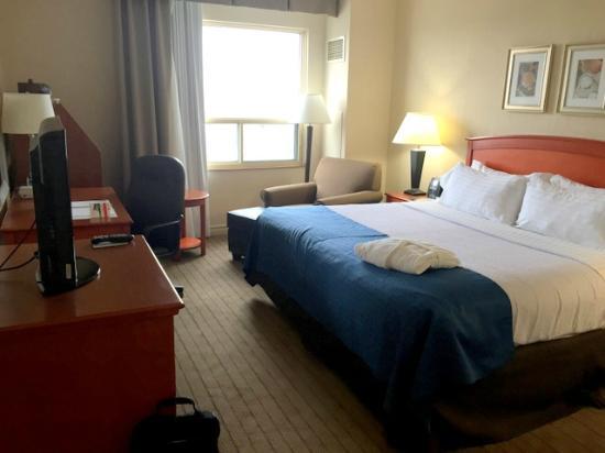 Holiday Inn & Suites Ottawa Kanata: Large area