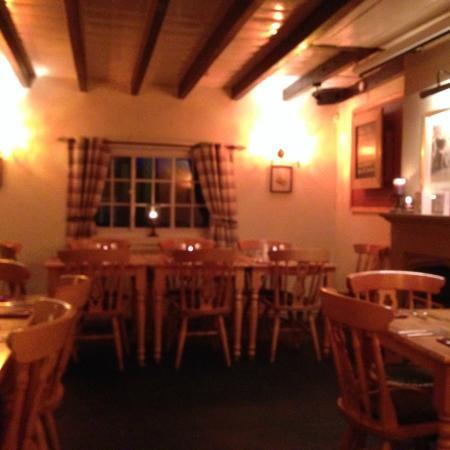 The Horseshoe Inn: A clean modern look
