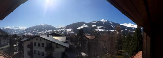 Rauscher: View from my room