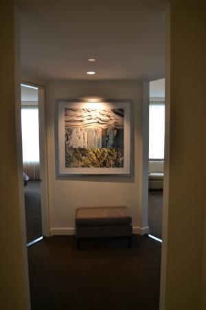 Hotel Arista: Foyer