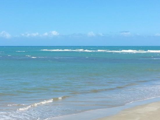Playa Sans Souci Hotel: Beach front