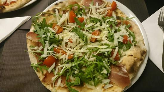 Pizzeria L'Italiana: Esto es magistral.