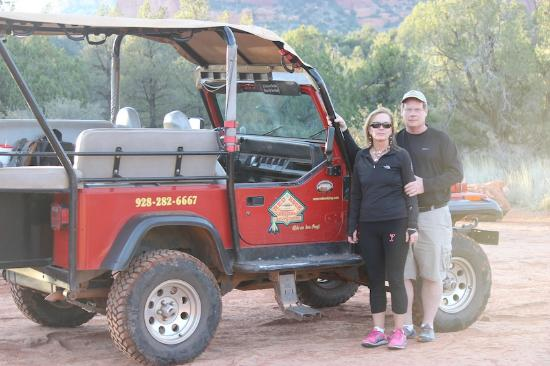 Red Rock Jeep Tours: Shane U0026 Libby On Tour