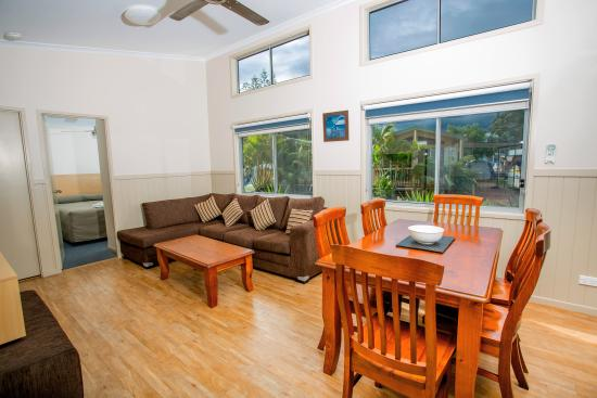 North Coast Holiday Parks Tuncurry Beach: villa