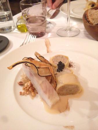 Va Doux Vent: Canelloni n'ont rien apporté au plat