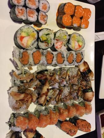 Sushi Ai : All-you-can-eat sushi buffet