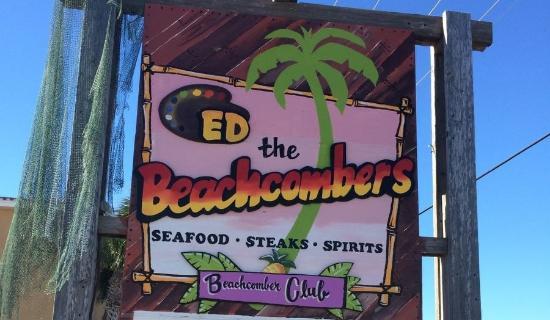 Ed The Beachcombers