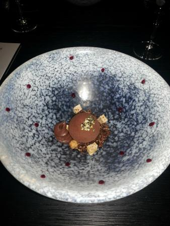 Chocolate soup - Picture of Funky Gourmet, Athens - TripAdvisor