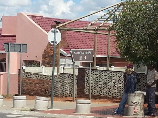South Western Townships: Mandela's home, Soweto