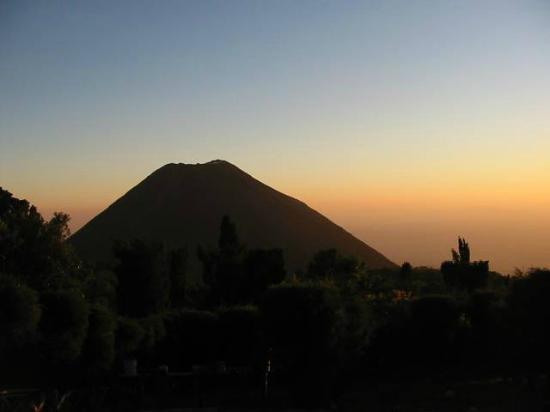 Santa Ana Department, El Salvador: Volcan de Izalco