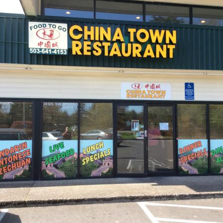 China Town Restaurant Beaverton Menu Prices Reviews Tripadvisor