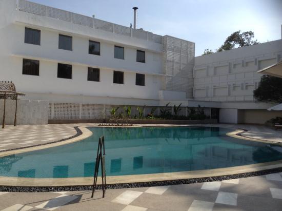 Swimming Pool Picture Of The Claridges New Delhi New Delhi Tripadvisor