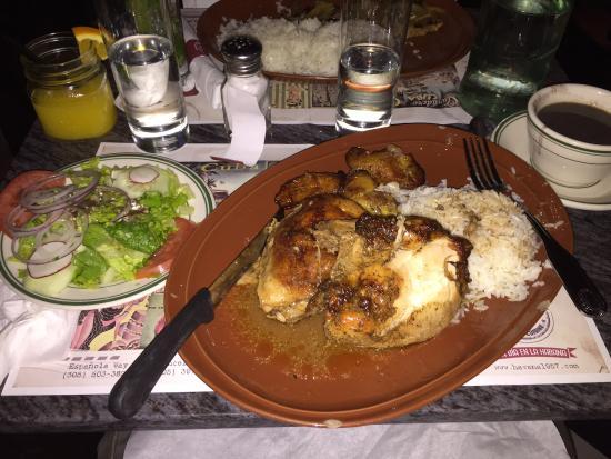Prato pollo cubano picture of havana 1957 cuban - Cuban cuisine in miami ...