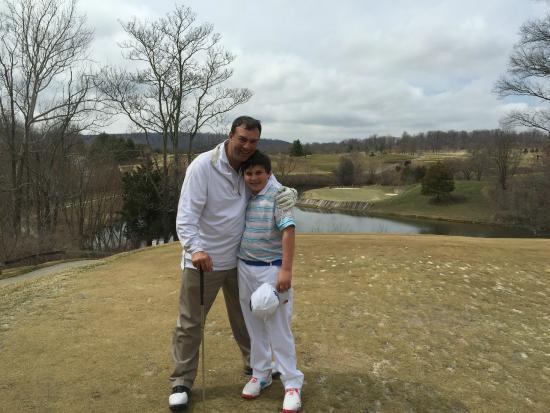 P.B. Dye Golf Club: PB Dye course - Amazing Grace