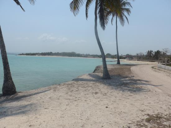 Isla Tierra Bomba, Colombie : Private Beach