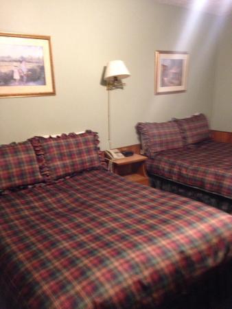 Bay Motel: Beds