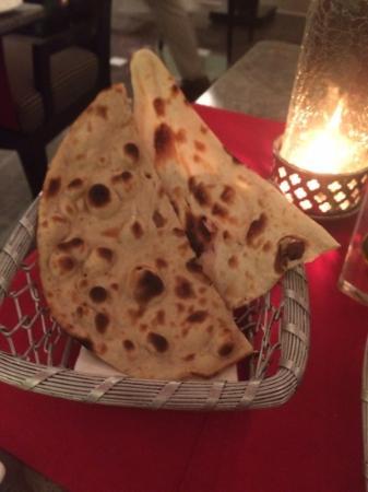 Cilantro : great naan