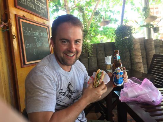 Sindbad: Beef Kebab is FANTASTIC!!