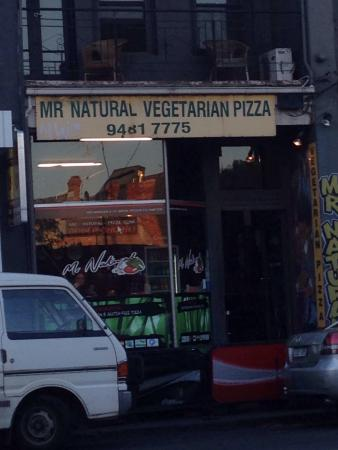 Mr. Natural Pizza