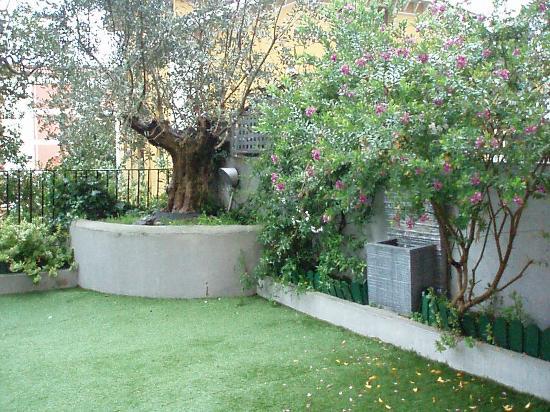 Habitacion numero 5 que da al jardin Como tener un lindo jardin