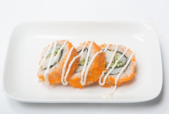 Yo' Thai Asian Restaurant : CALIFORNIA ROLLS
